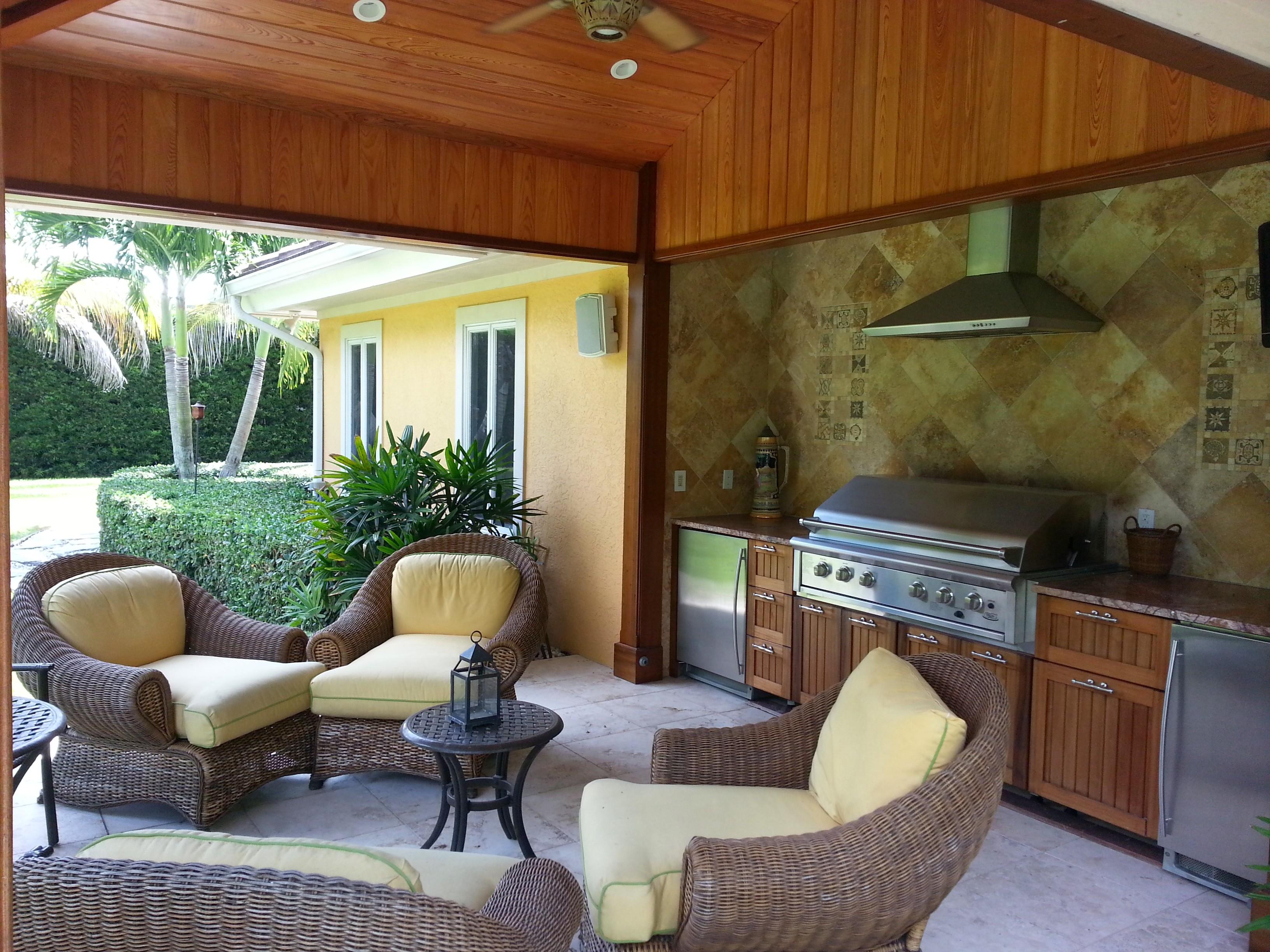Outdoor Patio Remodel Southwest Florida